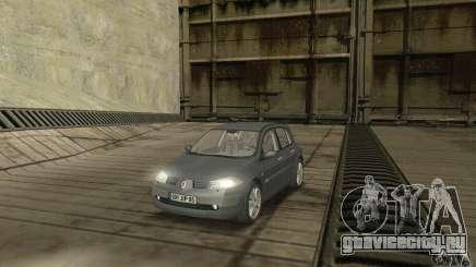 Renault Megane II 2005 для GTA San Andreas