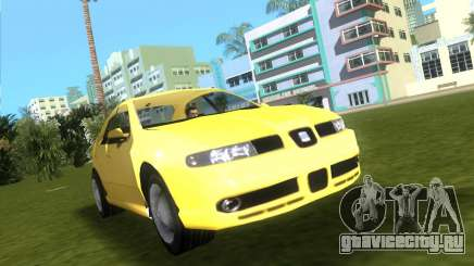 Seat Leon Cupra R для GTA Vice City