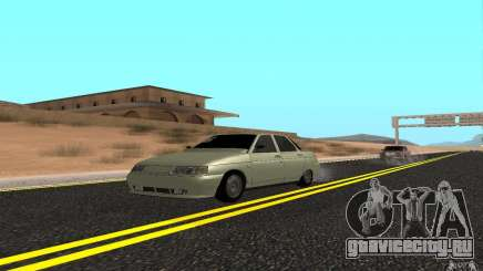 ВАЗ 2110 Light Tuning для GTA San Andreas