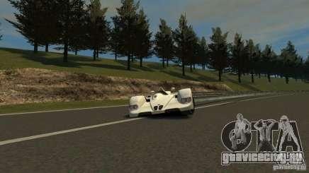 BMW V12 LMR 1999 EPM v1.0 для GTA 4