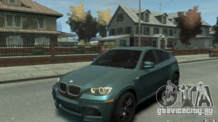 BMW X6-M 2010 для GTA 4