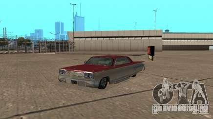 Voodoo из GTA 4 для GTA San Andreas