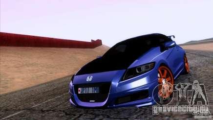 Honda CR-Z Mugen 2011 V1.0 для GTA San Andreas