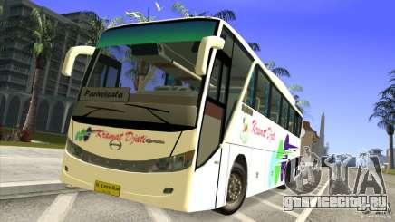 Hino New Travego RK1 для GTA San Andreas