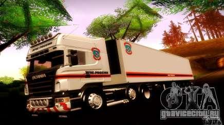 Scania R620 МЧС России для GTA San Andreas