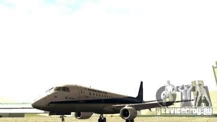 Embraer E-190 для GTA San Andreas
