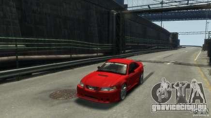 SALEEN S281 для GTA 4