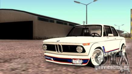 BMW 2002 Turbo для GTA San Andreas