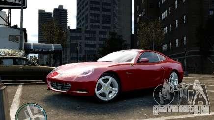 Ferrari 612 Scaglietti для GTA 4