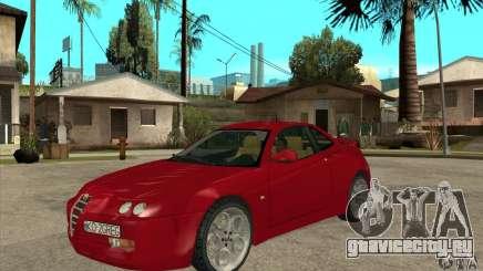 Alfa Romeo GTV для GTA San Andreas