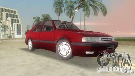SAAB 9000 Anniversary v1.0 для GTA Vice City