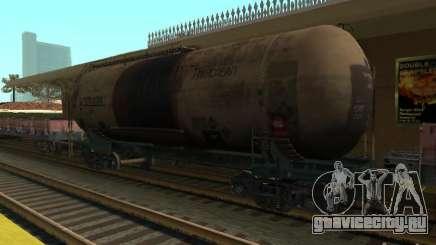 Цистерна №68Т 53911384 для GTA San Andreas