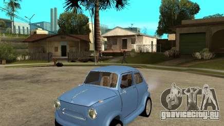 "ЗАЗ 965 ""Запорожец"" HotRod для GTA San Andreas"