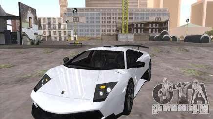 Lamborghini Murcielago LP670-4 SV для GTA San Andreas