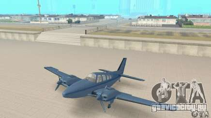 Beechcraft Baron 58 T для GTA San Andreas