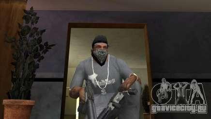 Ingram MAC-10 из Counter-Strike для GTA San Andreas