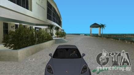 Porsche Panamera для GTA Vice City