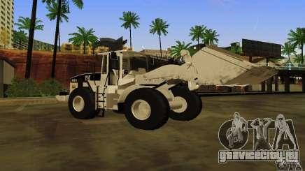 Бульдозер CAT для GTA San Andreas