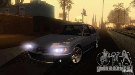 GTA IV Merit для GTA San Andreas