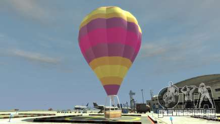 Balloon Tours option 9 для GTA 4