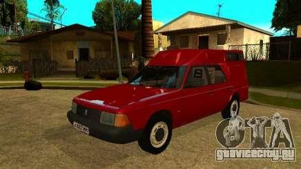 АЗЛК 2901 для GTA San Andreas