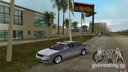 Skoda Superb 2.2 v.4 final для GTA Vice City