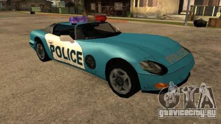 Banshee Police San Andreas для GTA San Andreas