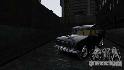 Газ-24-02 для GTA 4