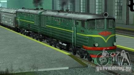 ТЭ3 для GTA San Andreas