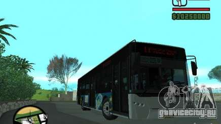 CityLAZ 12 LF для GTA San Andreas