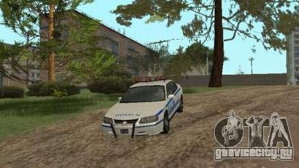 Police из ГТА 4 для GTA San Andreas