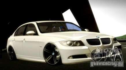 BMW 330 E90 для GTA San Andreas