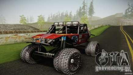 Buggy Off Road 4X4 для GTA San Andreas