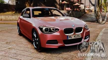 BMW M135i 2013 для GTA 4