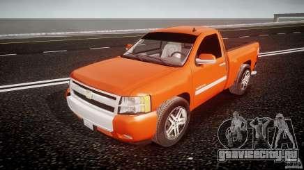 Chevrolet Silverado 2011 для GTA 4