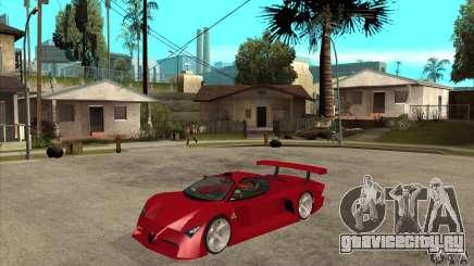 Alfa Romeo Tipo 33 GTI для GTA San Andreas