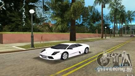 Lamborghini Murcielago V12 6,2L для GTA Vice City
