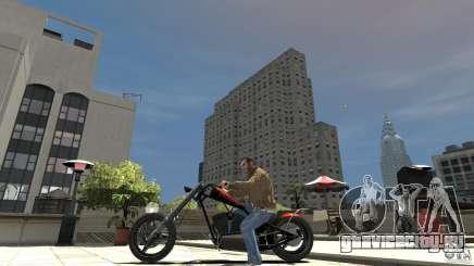 The Lost & Damned Bikes Diabolus для GTA 4