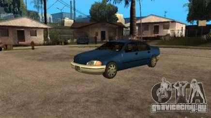HD Kuruma для GTA San Andreas