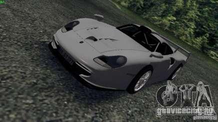 Porsche 911 GT1 Evolution Strassen Version 1997 для GTA San Andreas