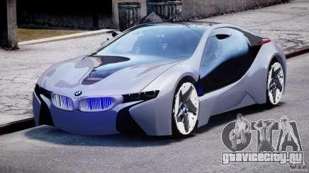 BMW Vision Efficient Dynamics v1.1 для GTA 4