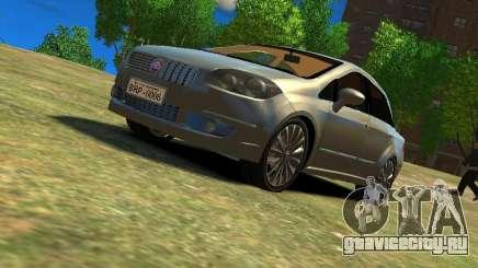 Fiat Linea для GTA 4