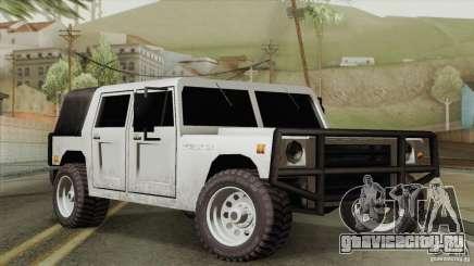 New Patriot HQ для GTA San Andreas
