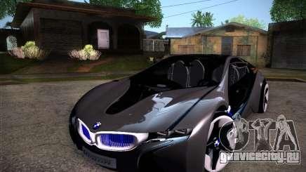 BMW Vision Efficient Dynamics I8 для GTA San Andreas