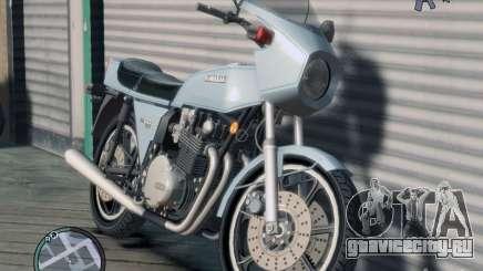 Kawasaki Z1-R для GTA 4
