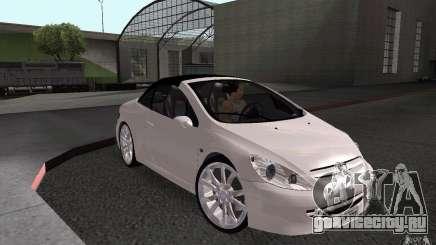 Peugeot 307CC BMS для GTA San Andreas