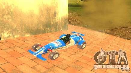 PEPSI car для GTA San Andreas