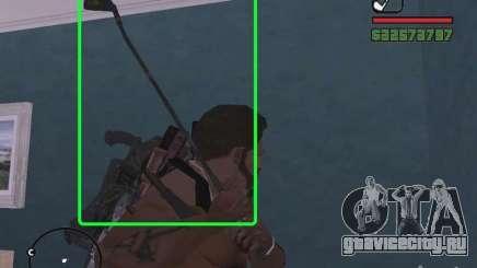 Новая клюшка для GTA San Andreas