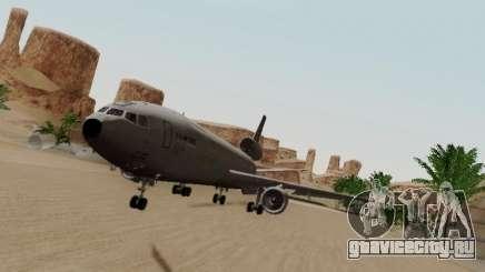 McDonell Douglas KC-10A Extender для GTA San Andreas