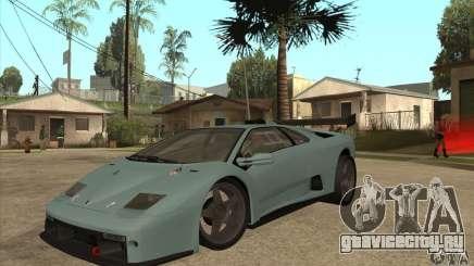 Lamborghini Diablo GT-R для GTA San Andreas